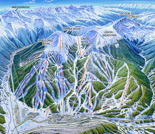 Copper Mountain Trail Map.png