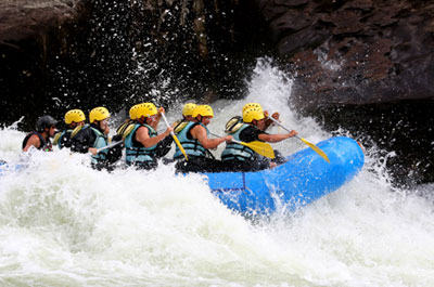 Summit-County-CO-Whitewater-Rafting
