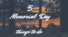 5 Marvelous Memorial Day Things To Do in Frisco
