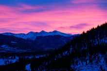 Spend a Romantic Getaway in the Rocky Mountains