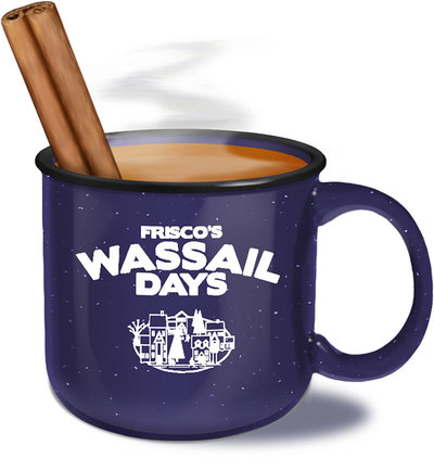 Wassail Days Frisco