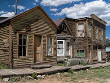Take a Day Trip from the Frisco Lodge: St. Elmo Ghost Town