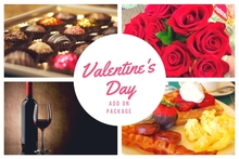 Valentine's Day Special at the Frisco Lodge