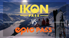 IKON Pass vs. EPIC Pass