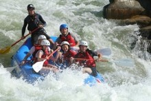 Rafting in Summit County
