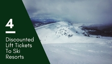 Discounted Lift Tickets Near Frisco Colorado