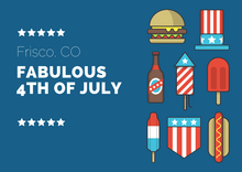 2018 Frisco's Fabulous 4th of July